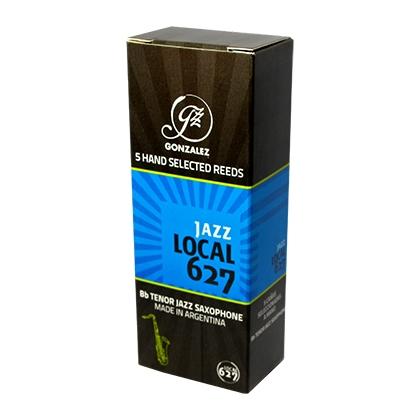 Gonzalez Local 627 JAZZ for Tenorsaxofon