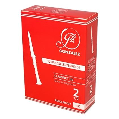 Gonzalez RC for Bb-klarinett