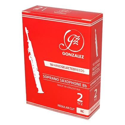 Gonzalez RC for Sopransaxofon